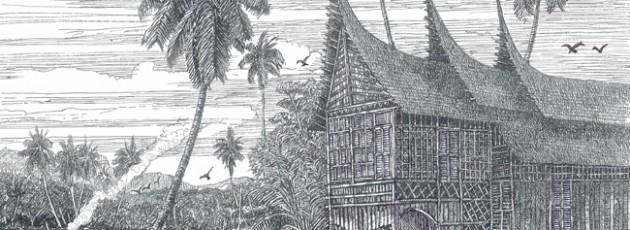 A Minangkabau House in Negeri Sembilan