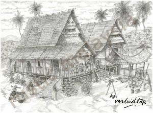 A Melaka House I