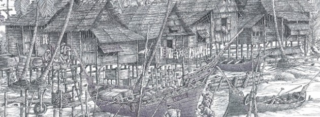A Fishing Village in Kelantan