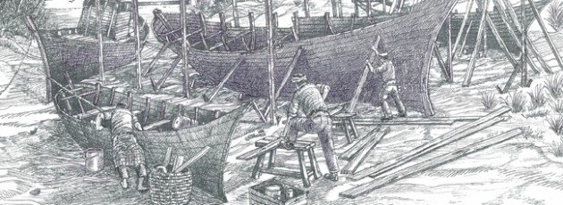 Boat Building in Malaysia East Coast