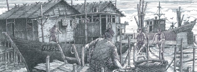 A Fishing Jetty I
