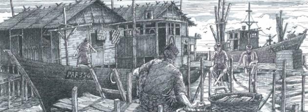 A Fishing Jetty I