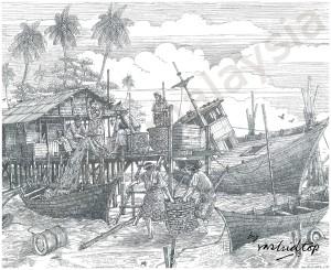 A Fishing Jetty II