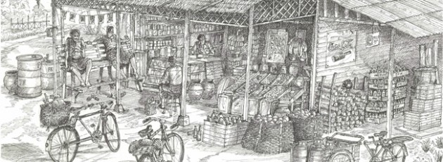 A Village Sundry Shop