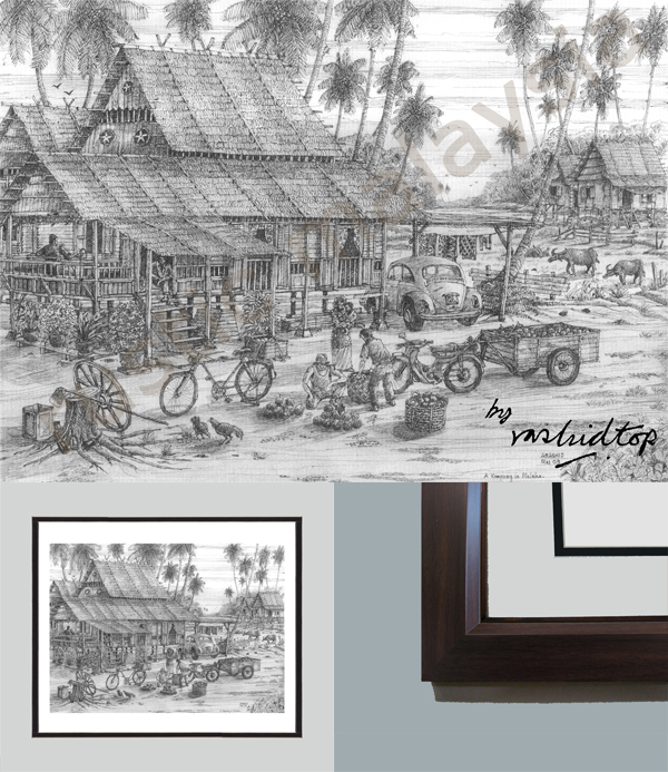Original - A Melaka House II