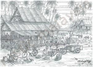 A Melaka House II